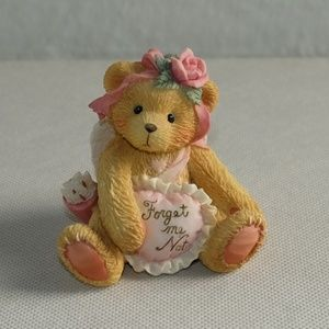"Cherished Teddies ""Be My Bear"" Cupid Figurine"